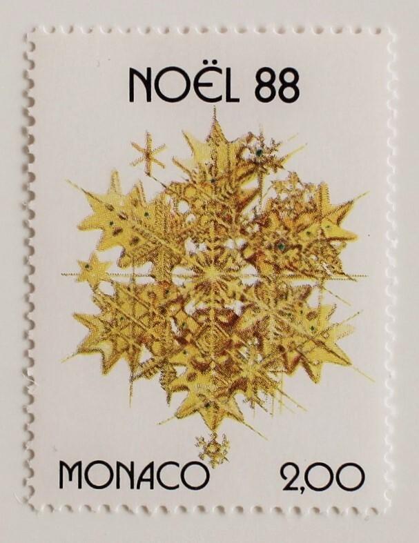 クリスマス / モナコ 1988