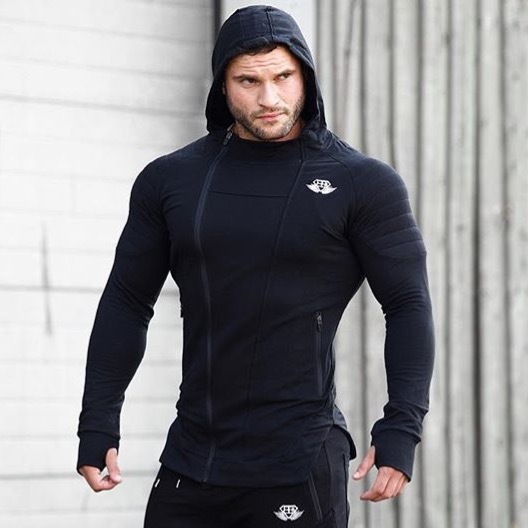 BODY ENGINEERS X NEO Vest- BLACK OUT