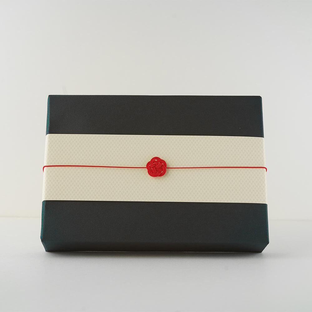 深蒸し茶 ギフトボックス [Red] - Fukamushi cha GIFT Box [Red] -