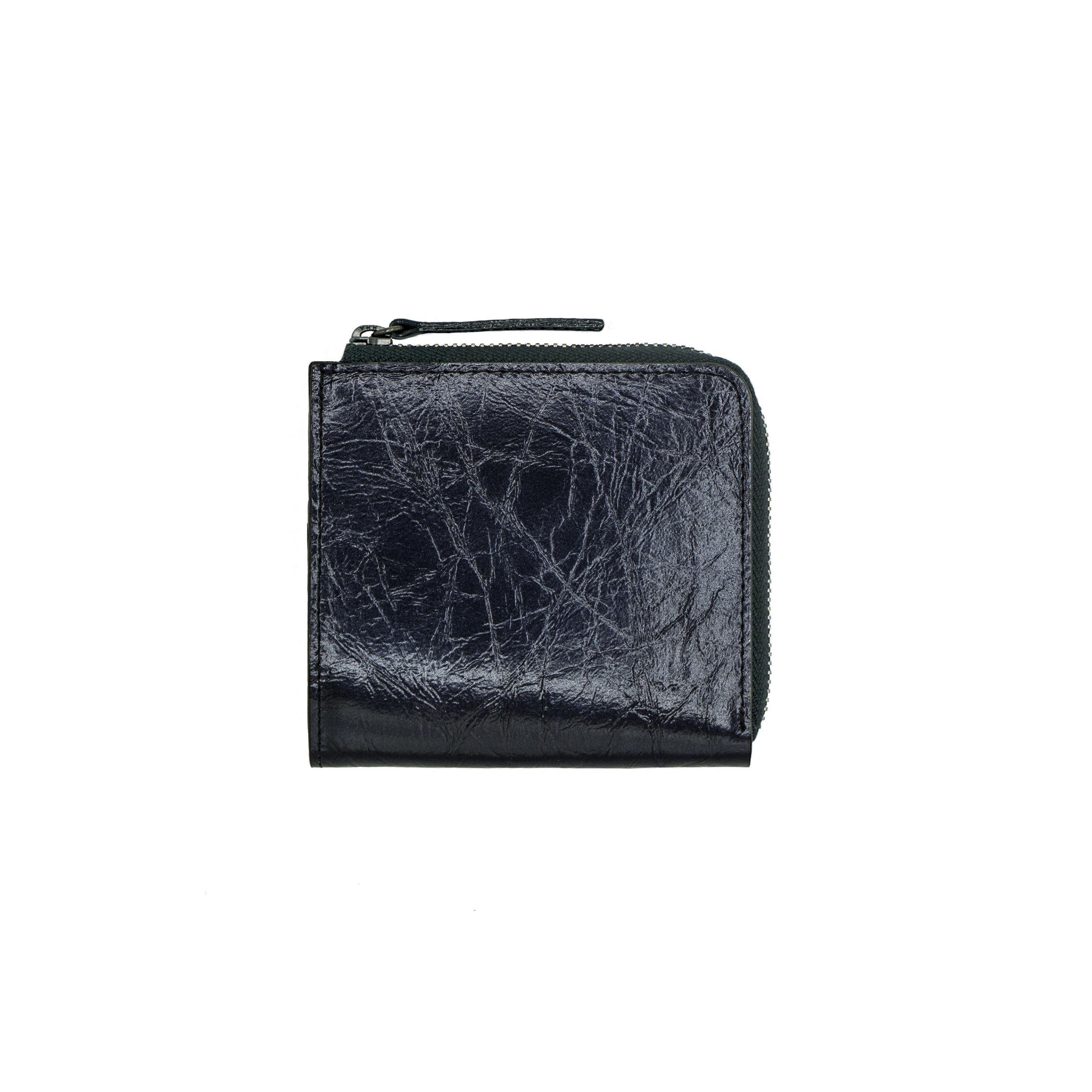 《財布S》TIN BREATH Small purse Midnight black