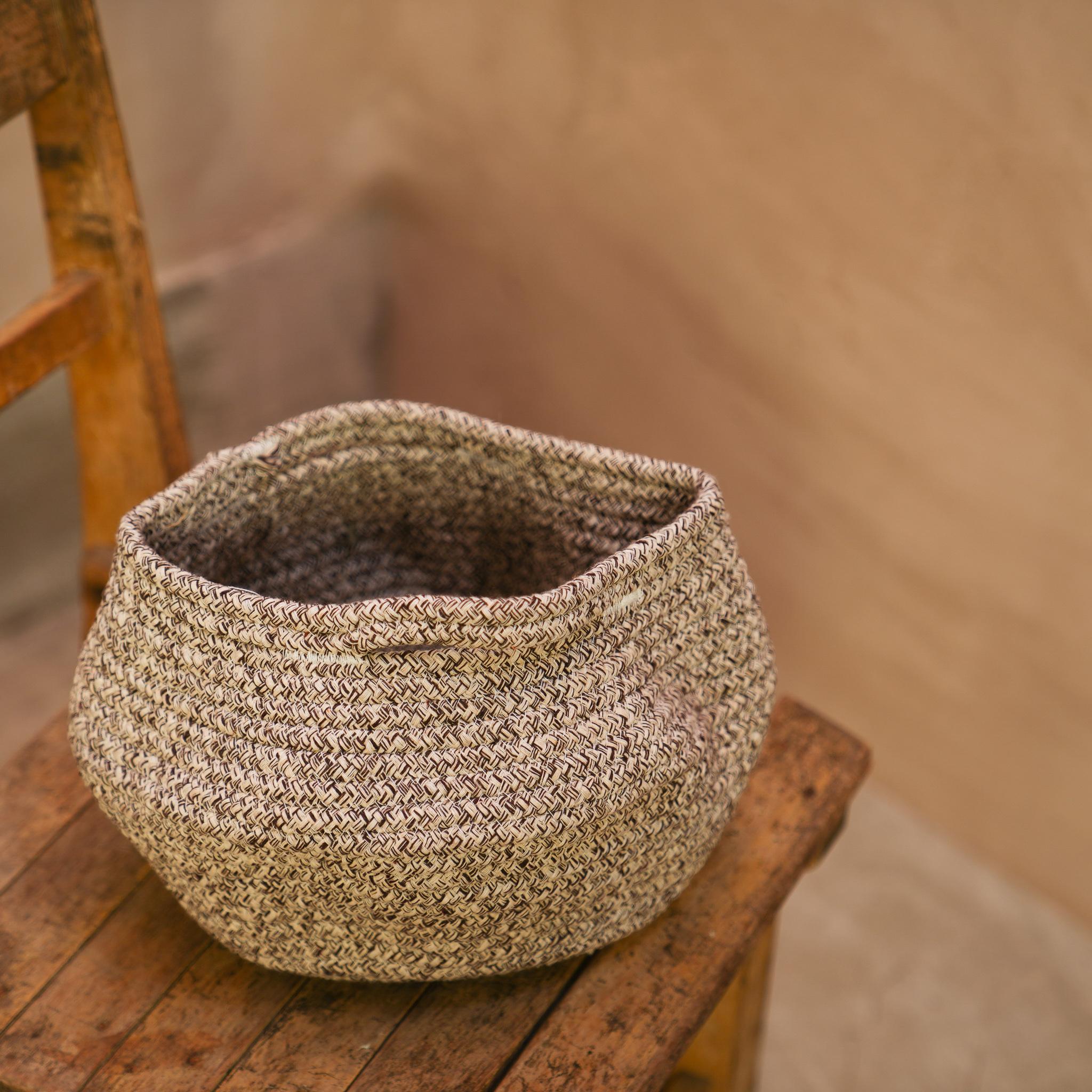 コットン鉢カバー
