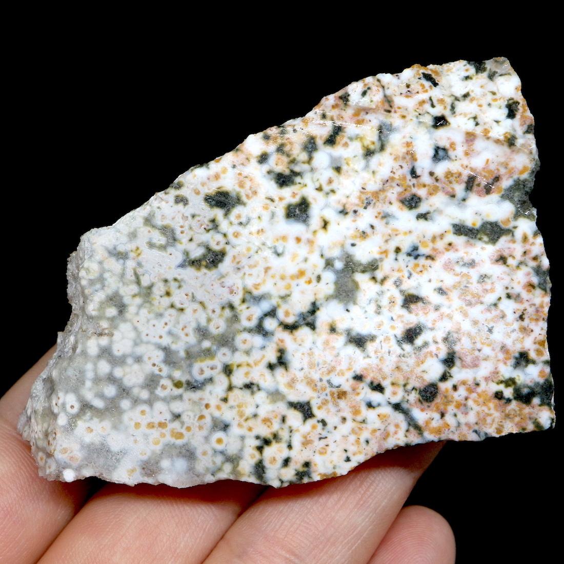 オーシャンジャスパー マダガスカル産 80,7g OJ099 鉱物 天然石 原石 パワーストーン