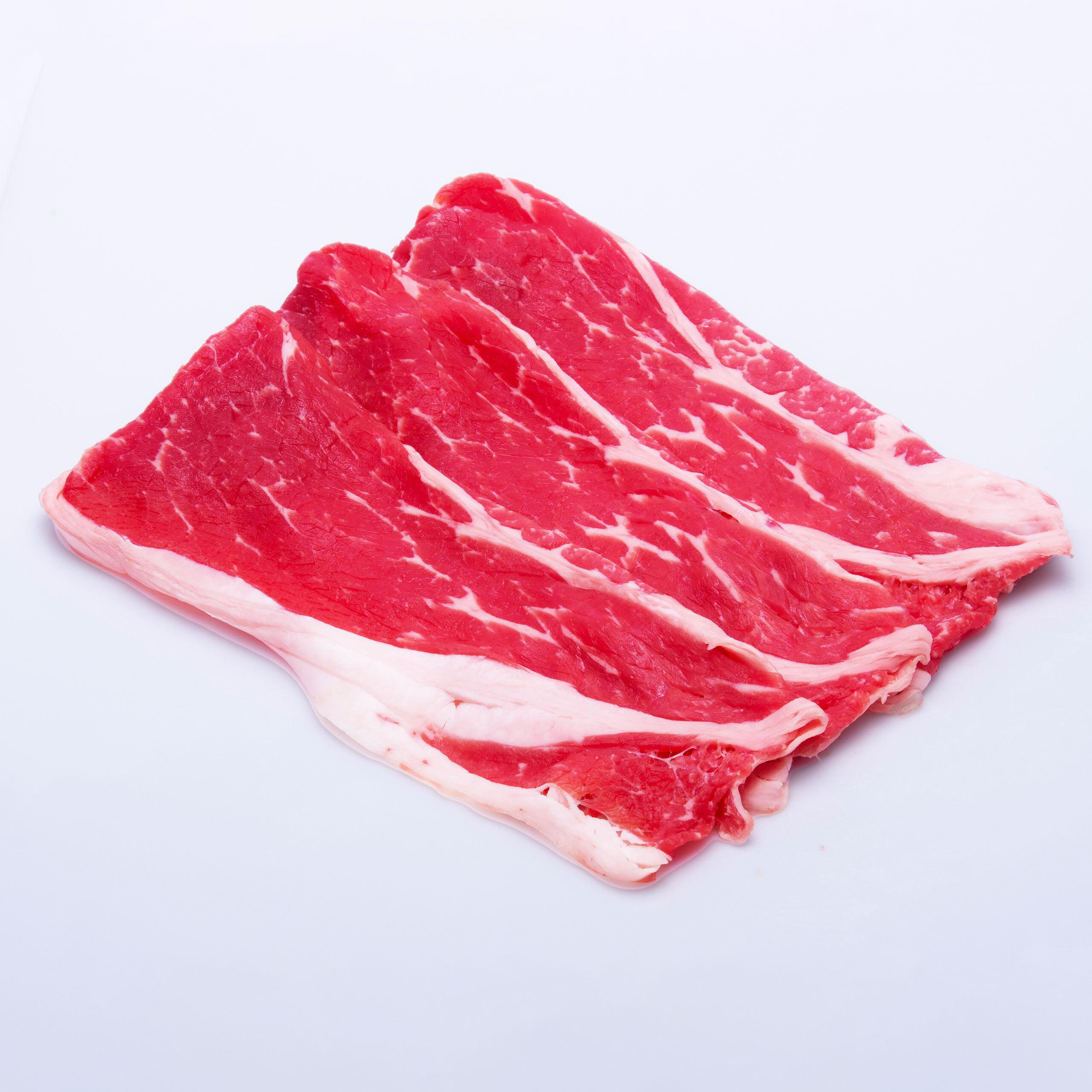 国産牛モモ・バラ|薄切り:100g
