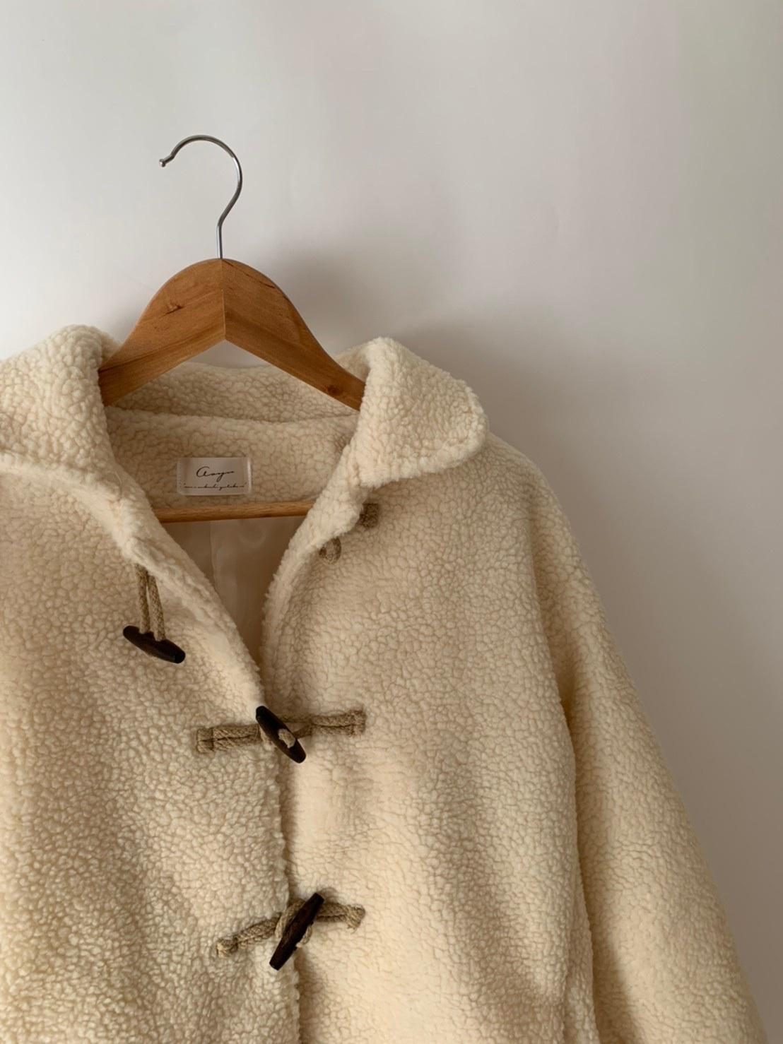 【asyu】BOA jacket