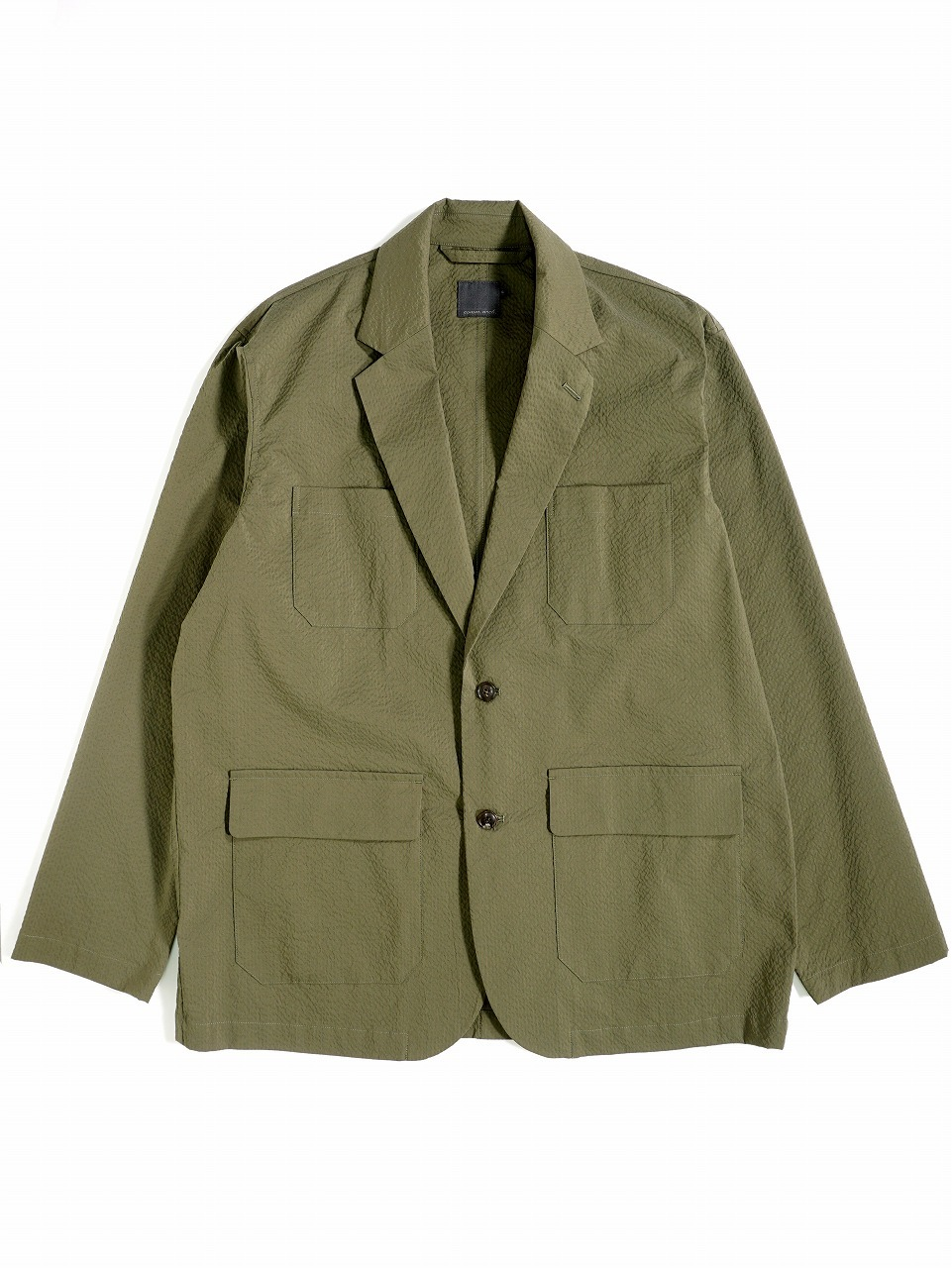 Cool Seersucker Jacket