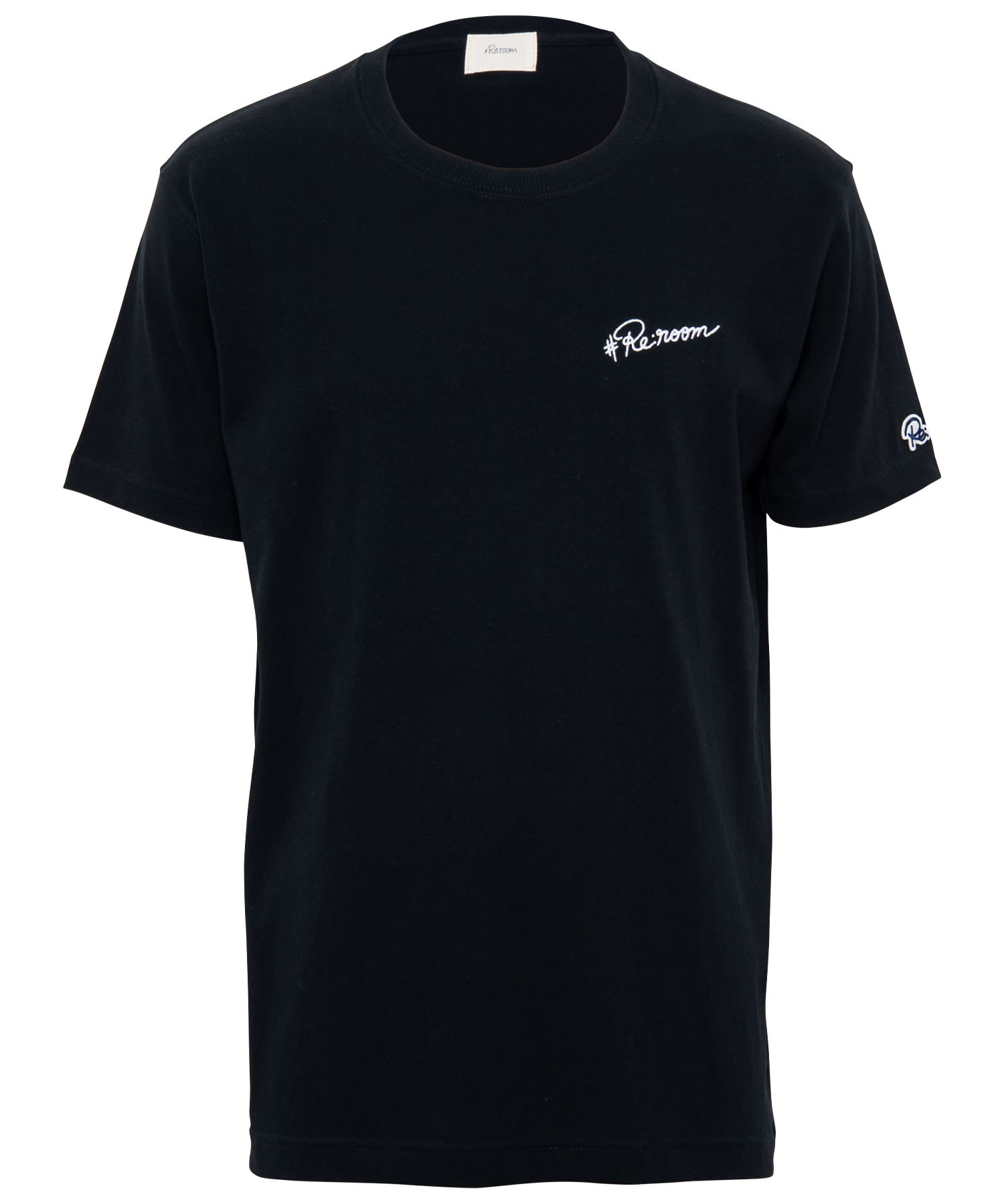 EMBROIDERY LOGO T-shirt[REC395]