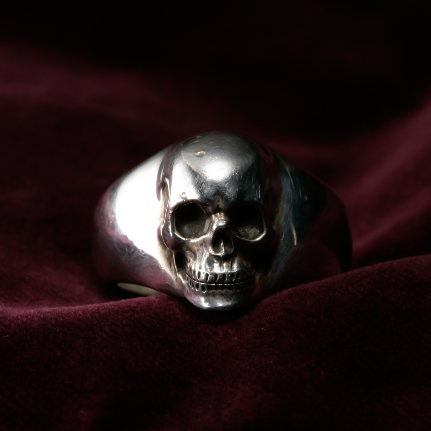 Molded Skull  『スカルレリーフ』