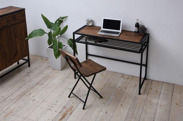 Industrial Folder Chair / インダストリアルスタイル インダストリアル 折り畳みチェア