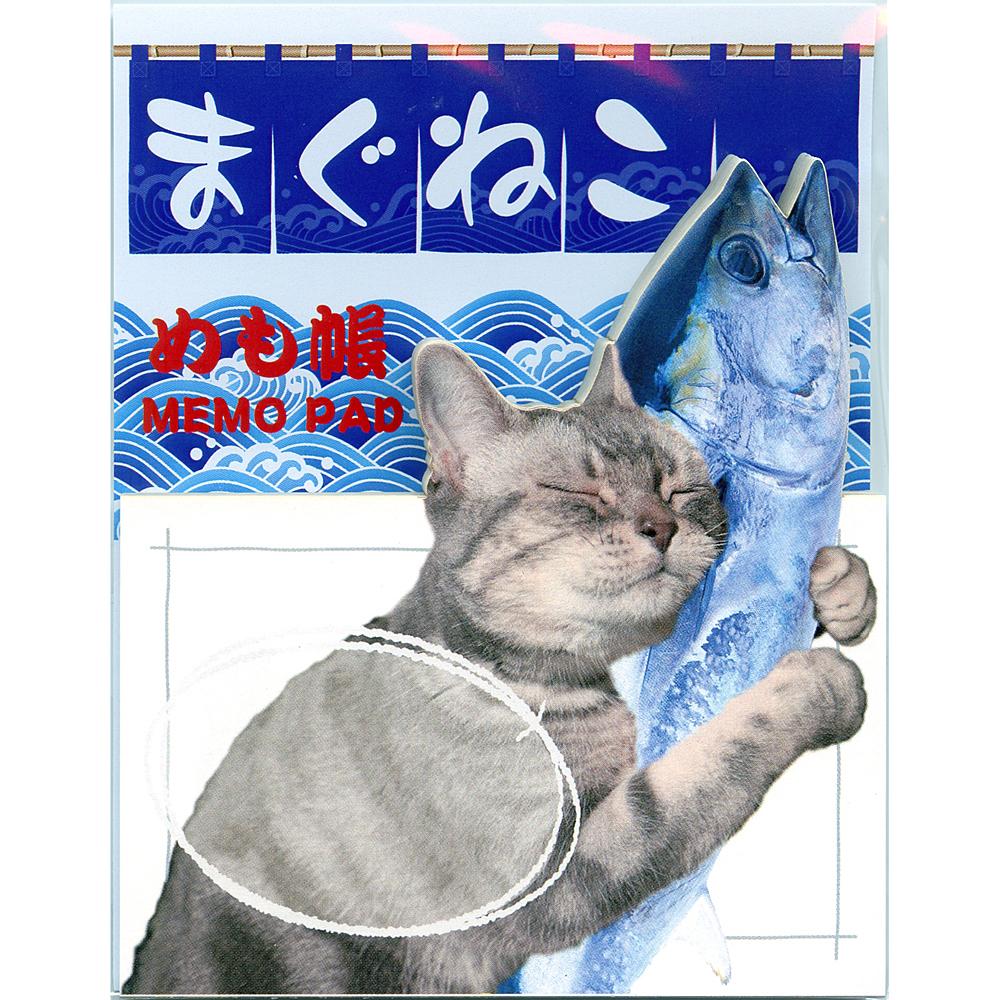 猫メモ(まぐねこ)メモタイプ