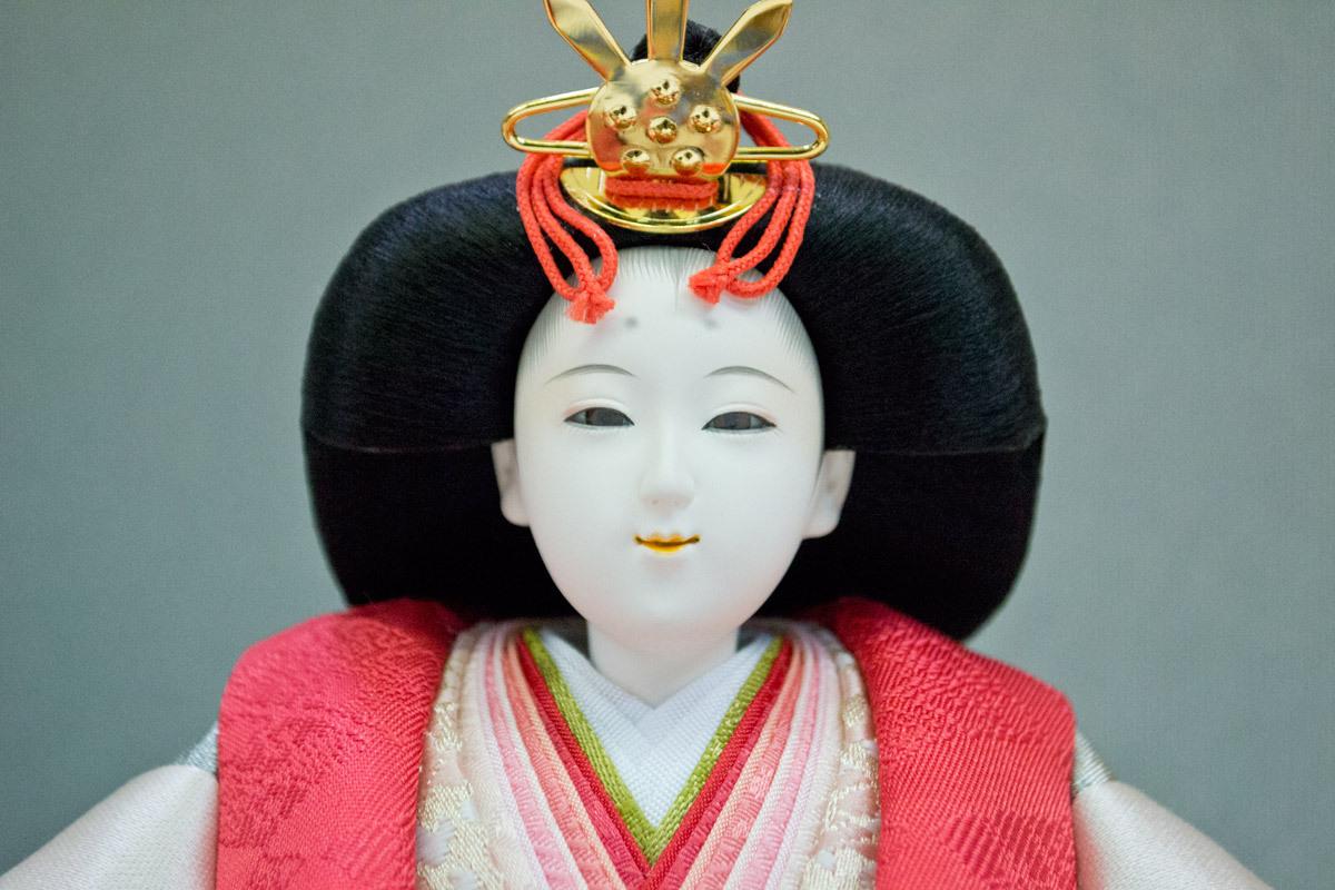 「小野島 久佳」作 親王飾り