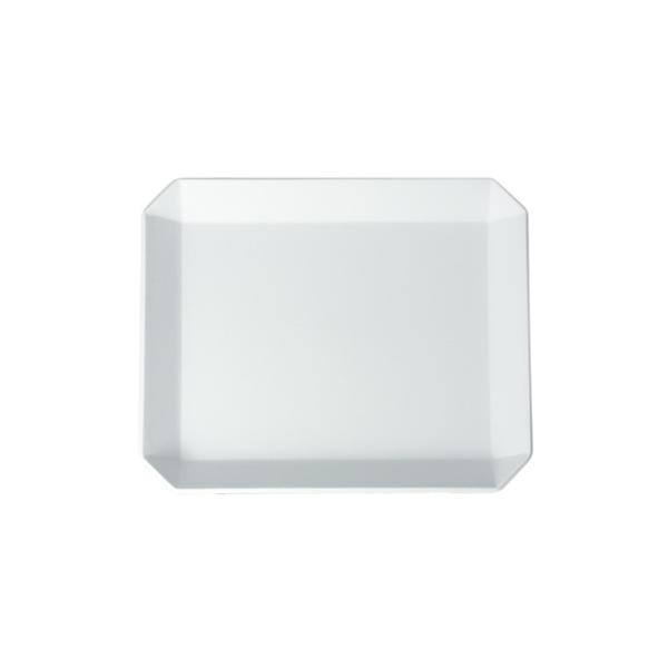 1616 / arita japan TY Square Plate 130 Gray