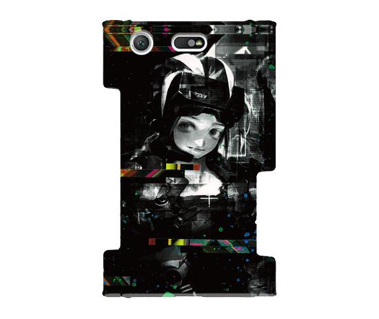 (Xperia XZ1 Compact SO-02K)STRAIGHT