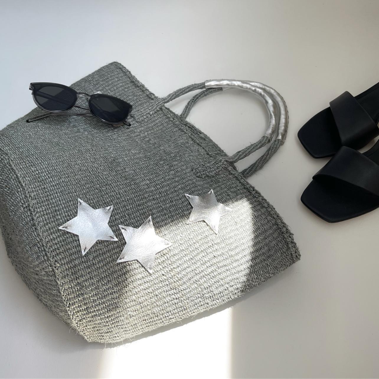 [ 限定即納 ] Triple Star kogo bag / L / gray