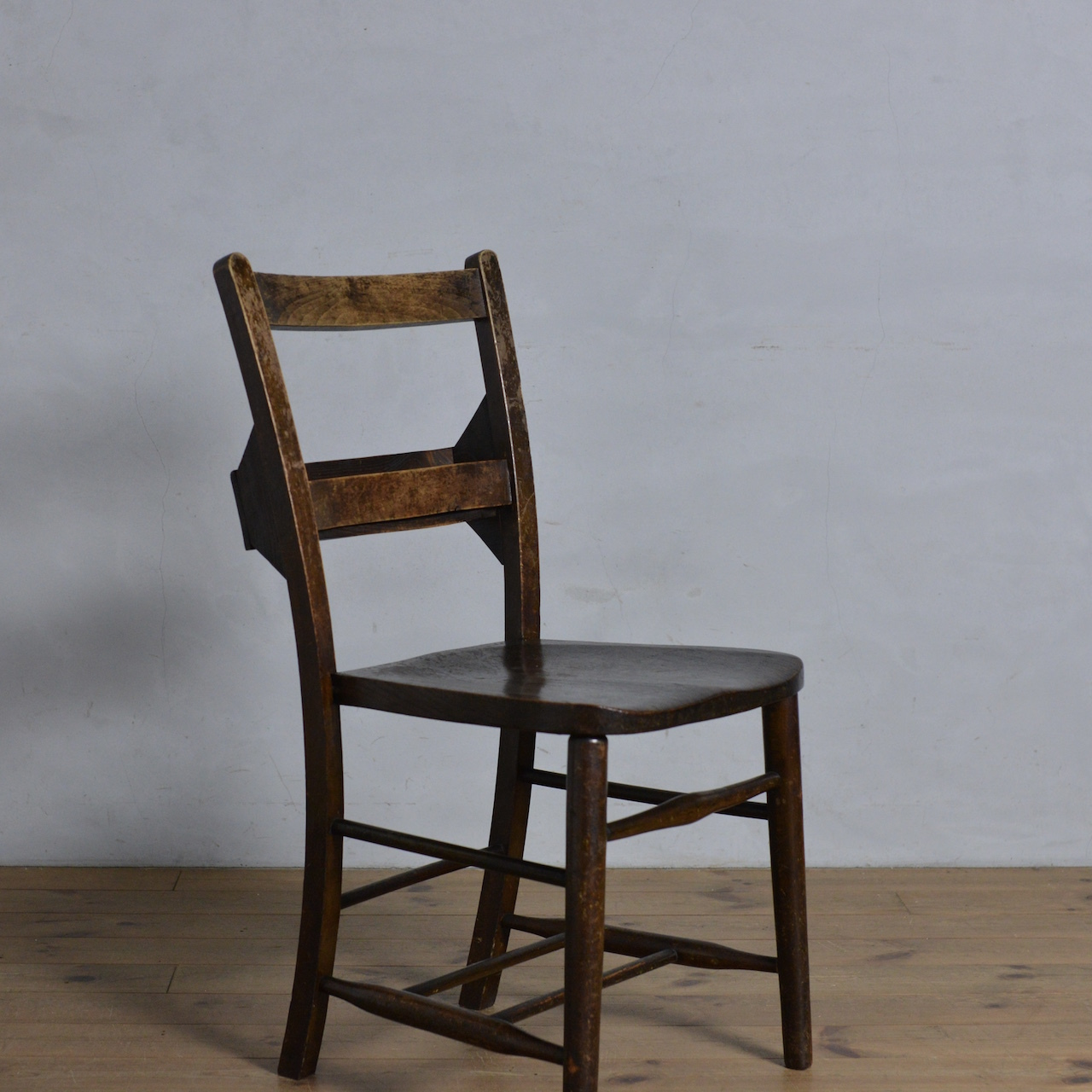 Church Chair / チャーチチェア 【B】〈チャペルチェア・ダイニングチェア・デスクチェア・椅子〉SW2101-0002【B】