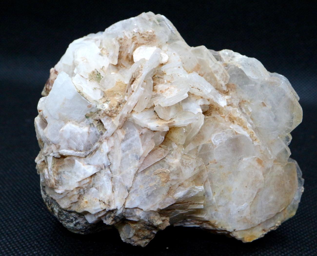 ※SALE※動画あり!アメリカ産! 重晶石 Barite バライト 531g   BRT002 鉱物 天然石 パワーストーン 原石