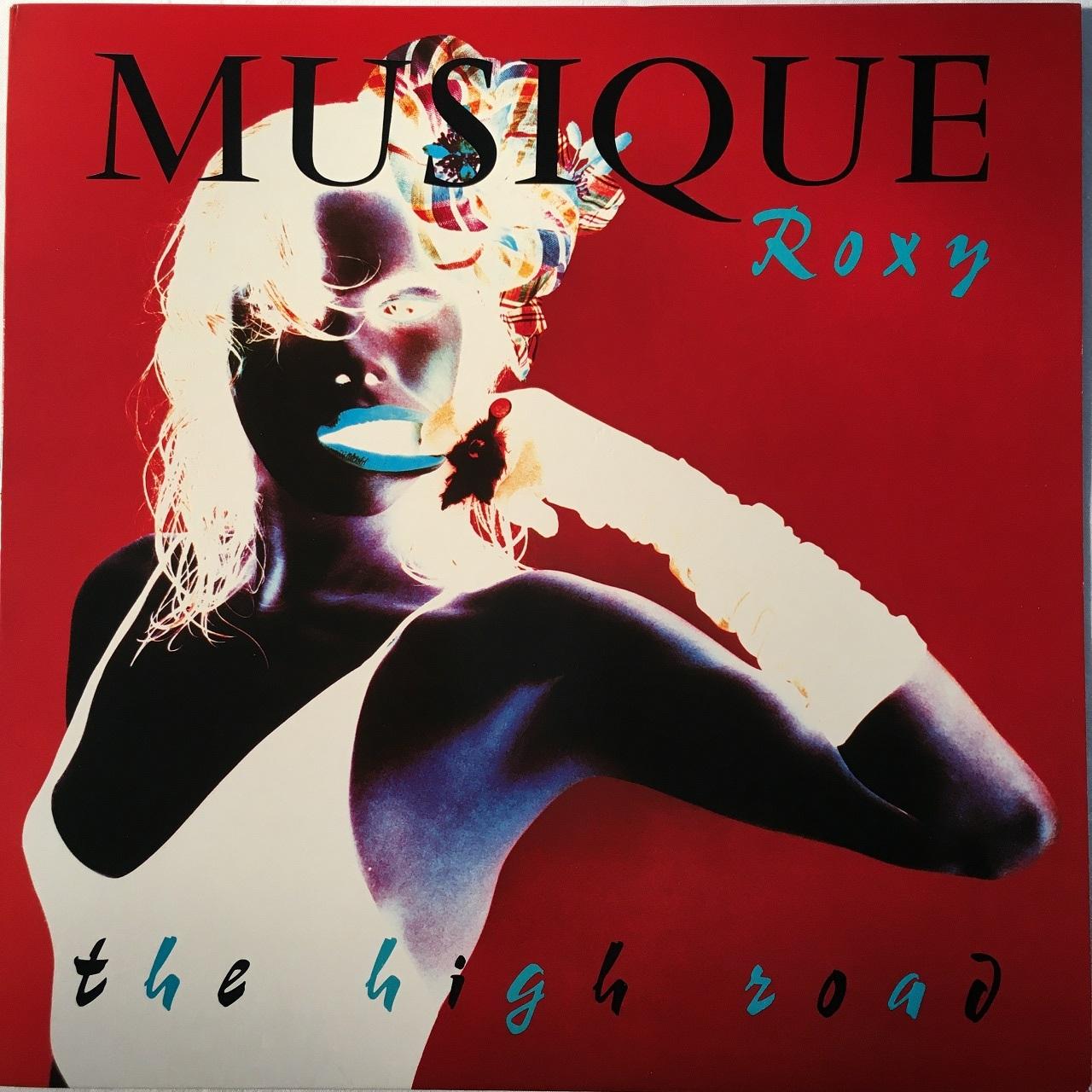 【12inch・米盤】Roxy Music  /  The High Road