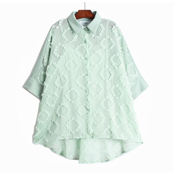 バットスリーブフェアリーシャツ   1-131