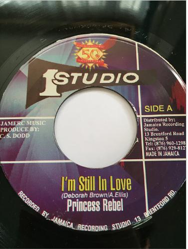 Princess Rebel (プリンセスレーベル) - I'm Still In Love【7'】