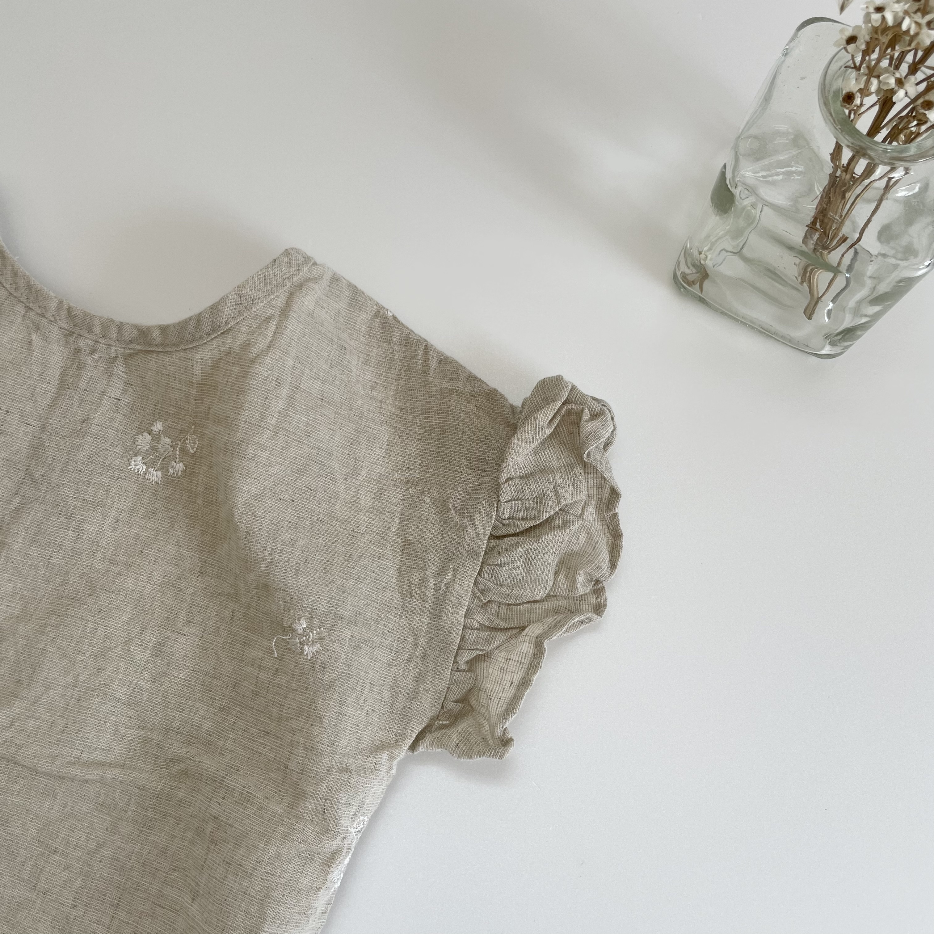 NO.1384 wing blouse / aladin
