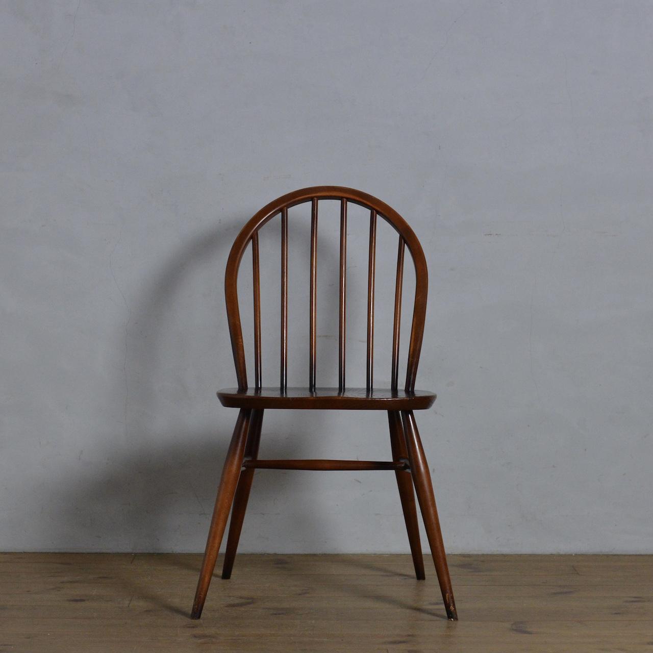 Ercol Hoopback Chair 【A】/ アーコール フープバック チェア 〈ダイニングチェア・デスクチェア・椅子・コロニアル・ウィンザーチェア〉SB2101-0002 【A】