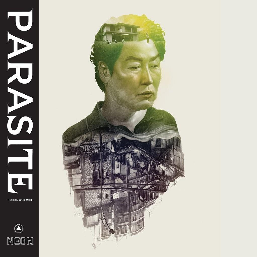 Jung Jae Il - Parasite: Original Motion Picture Soundtrack (LTD. Green LP)