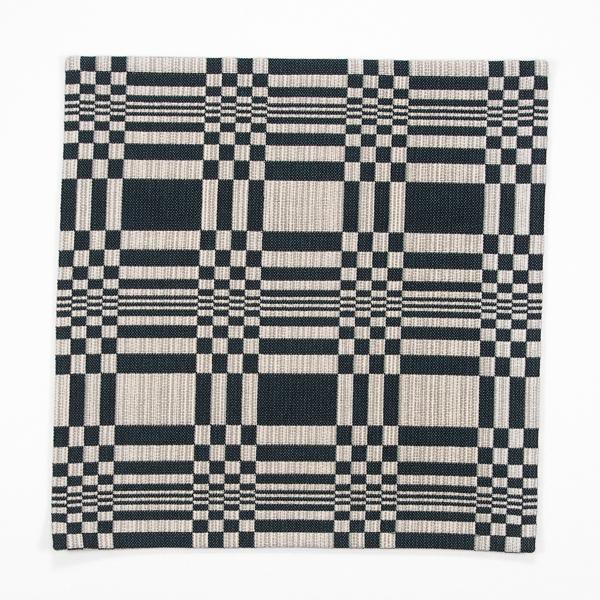 JOHANNA GULLICHSEN Puzzle Mat 3 Doris Dark Green