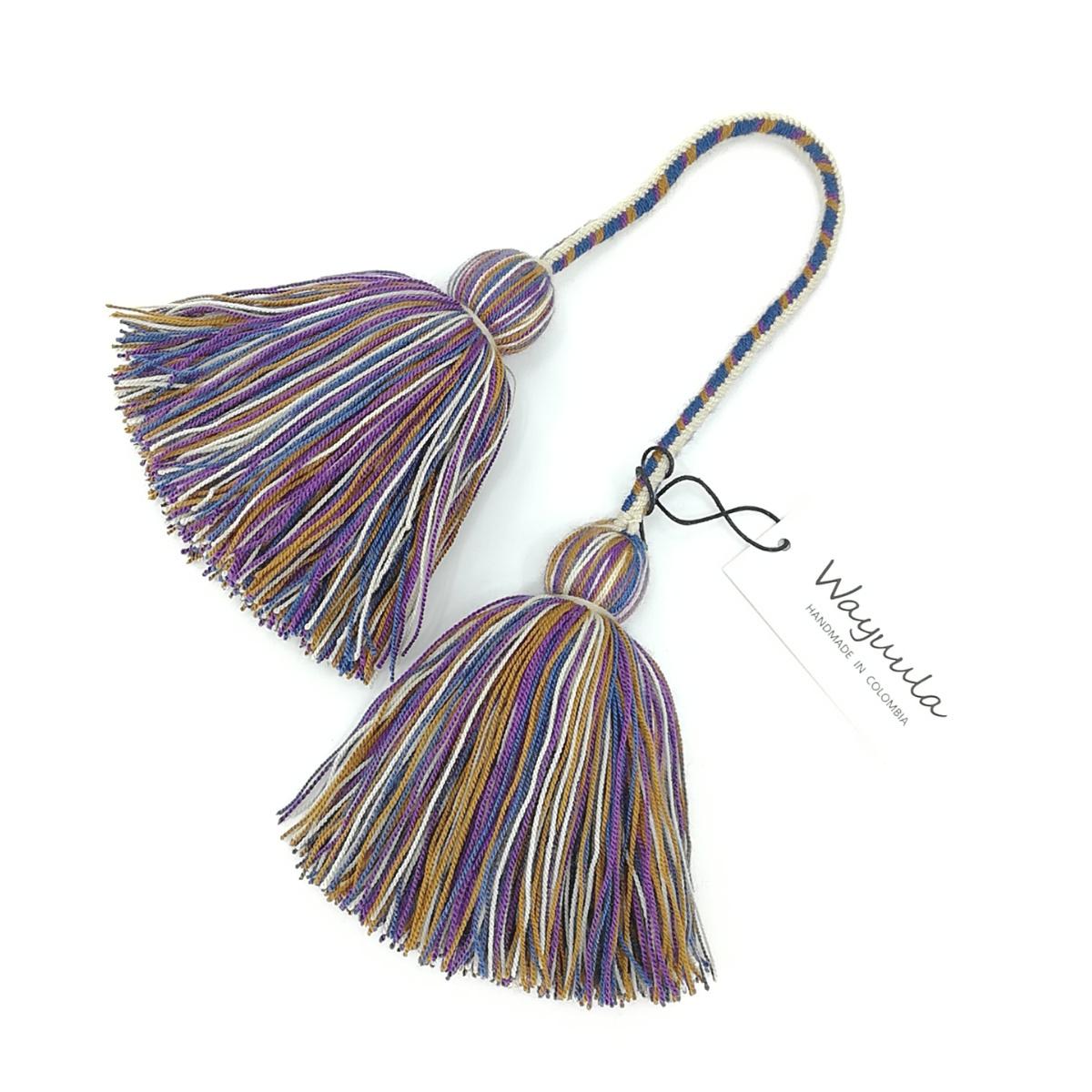 タッセル tassel / Purple