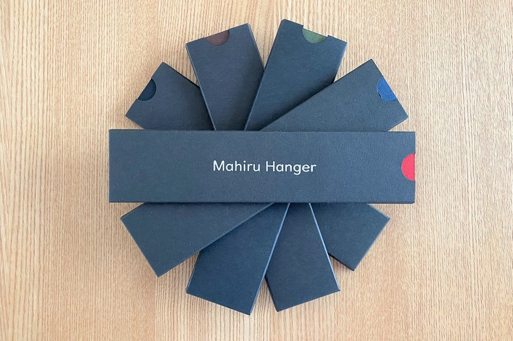 Mahiru Hanger®(5個セット/サイズ小/全色各1個)