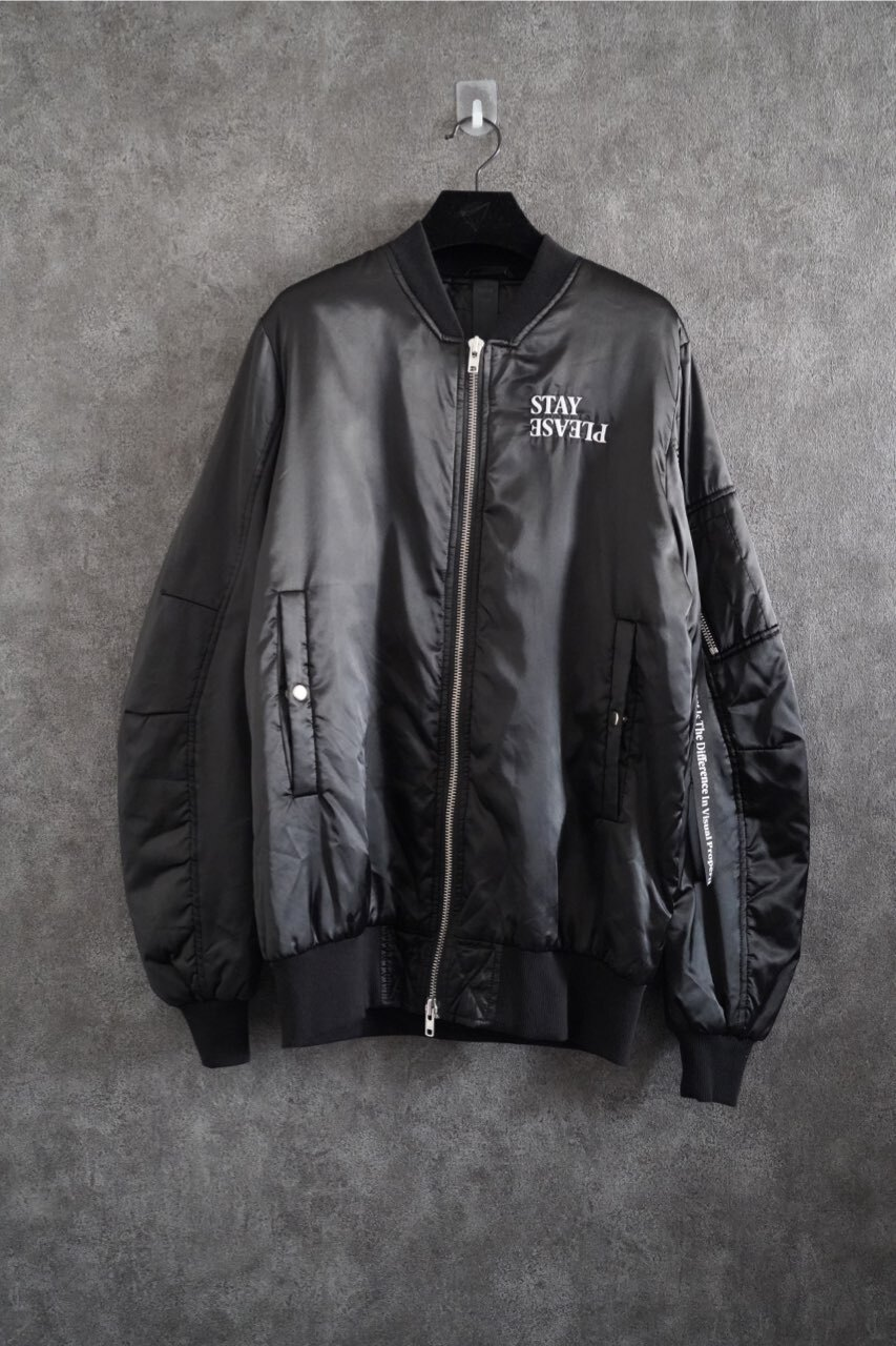 【2021 緊急SALE】 Concepts d'Odeur  TECH BOMBER JACKET