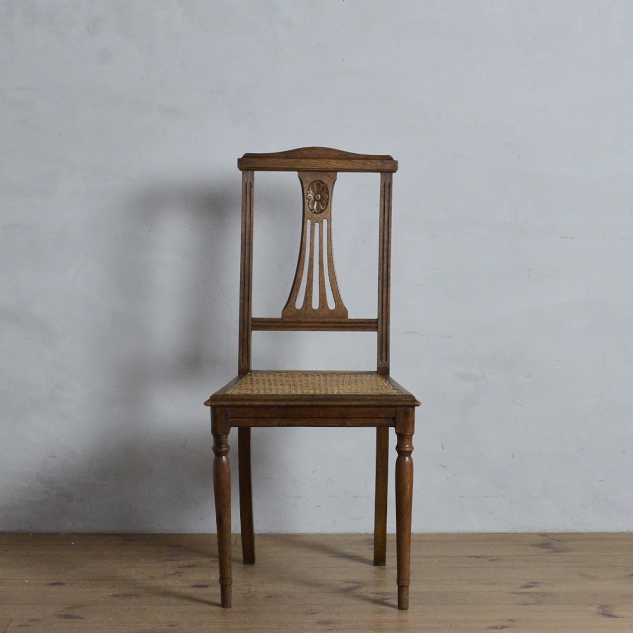 Dining Chair / ダイニング チェア 〈フランスアンティーク・椅子・籐〉112199