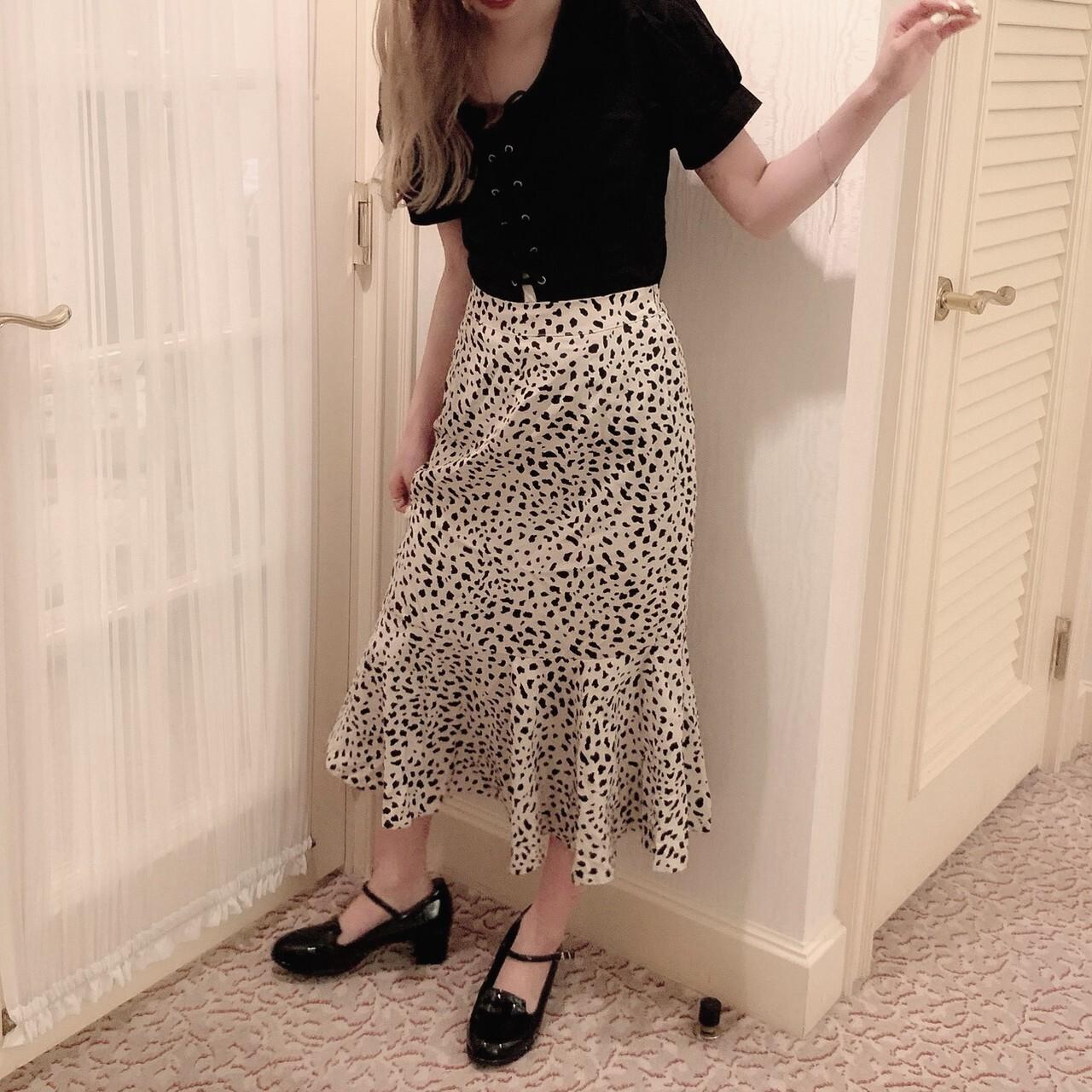 【meltie】dalmatian skirt