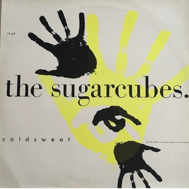 【12inch・英盤】The Sugarcubes / Coldsweat