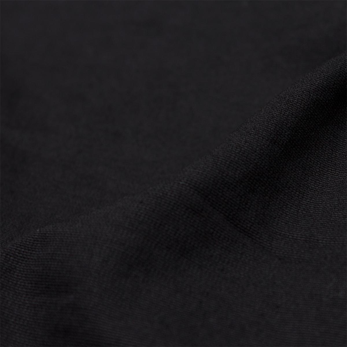 【BURNER×THE STRAIT】ブロークンツイルリフレクタープリントパンツ #BLACK