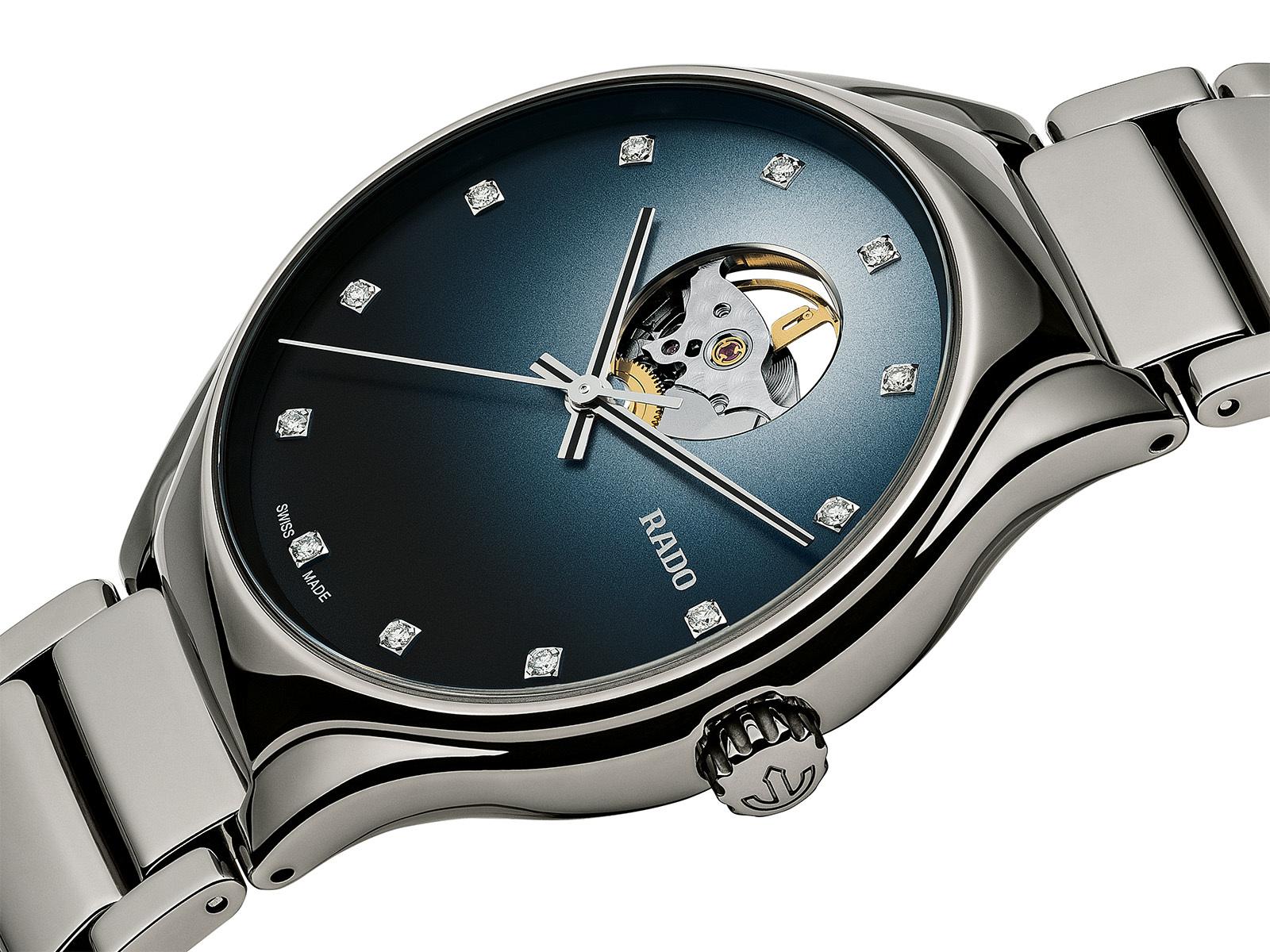 【RADO ラドー】True Secret Diamondsトゥルーシークレットダイヤモンズ(ブルー)/国内正規品 腕時計