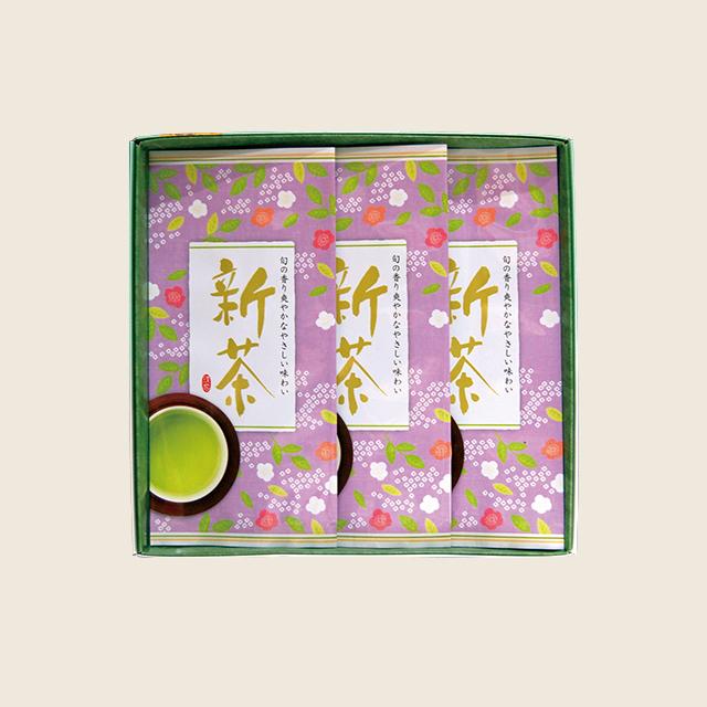 初摘み(100g ×3本箱入)