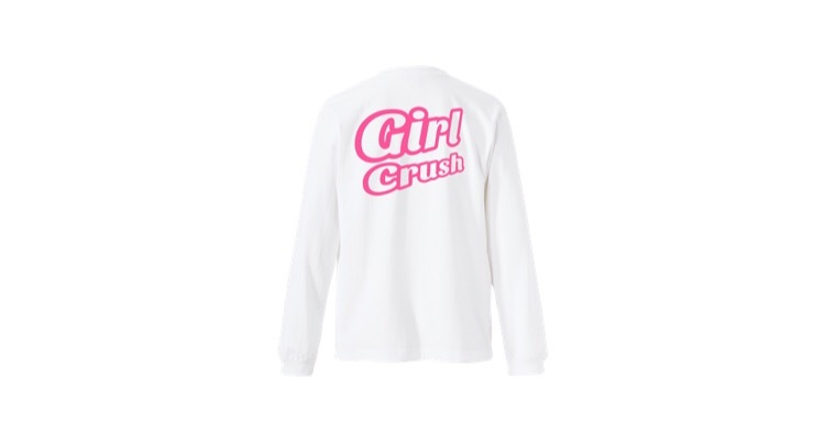 coguchi girlcrush long T-shirts (PK)