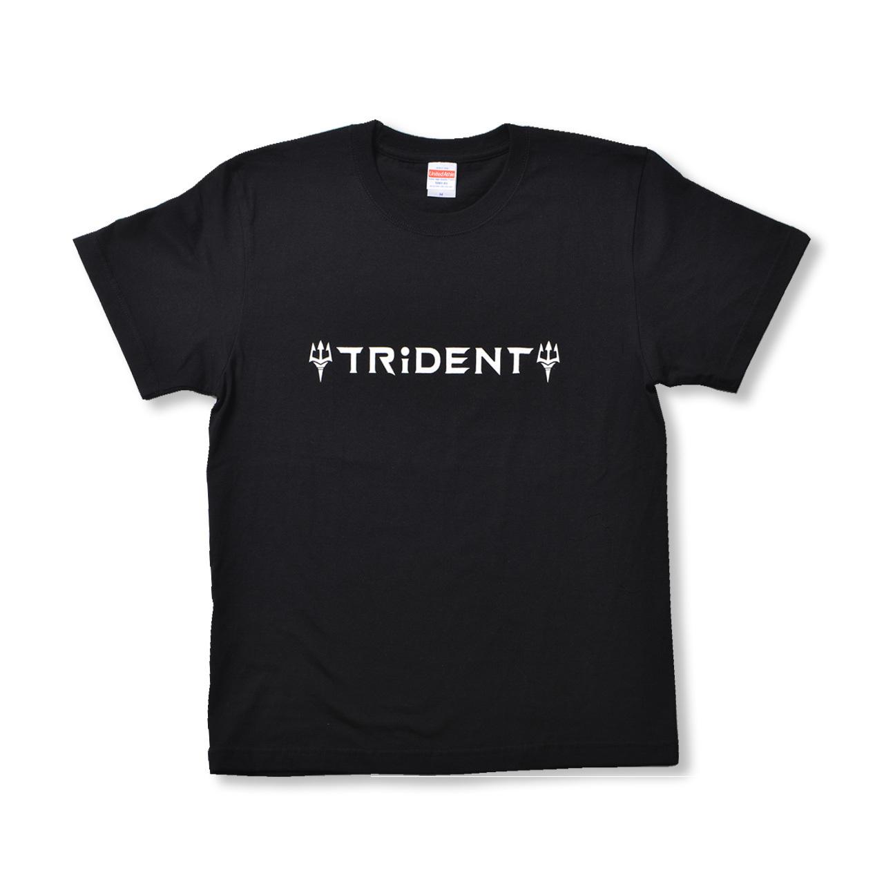 TRiDENT / Tシャツ ロゴ
