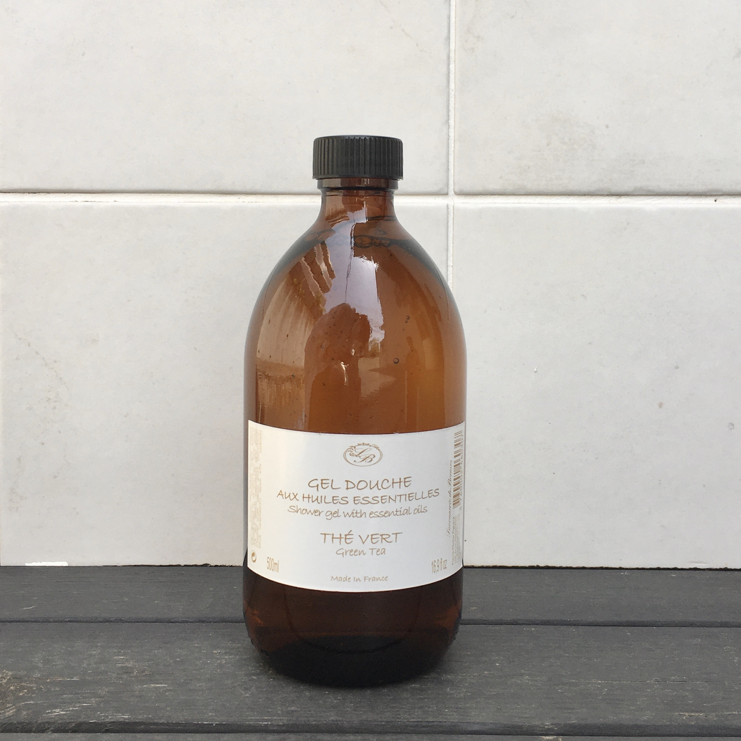 """ SAVONNERIE DE BORMES  Shower gel / サボネリー シャワージェル 500ml """