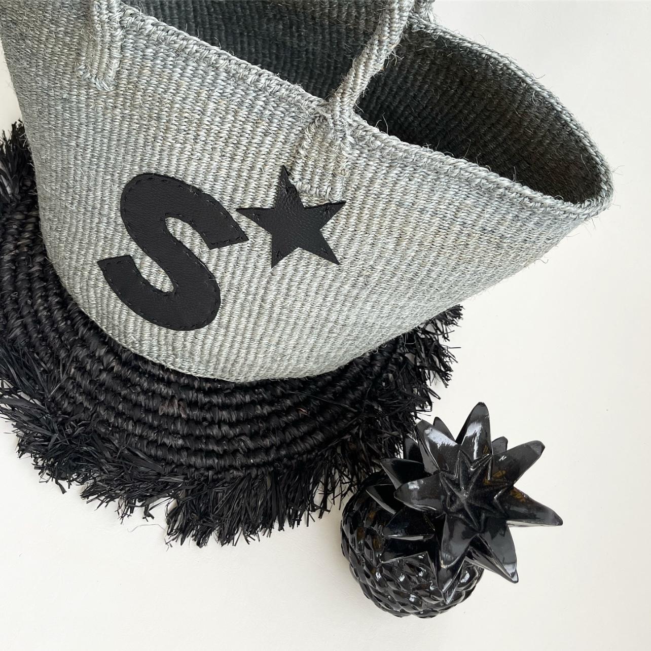 [ 限定即納 ] S and Star kogo bag / L / gray