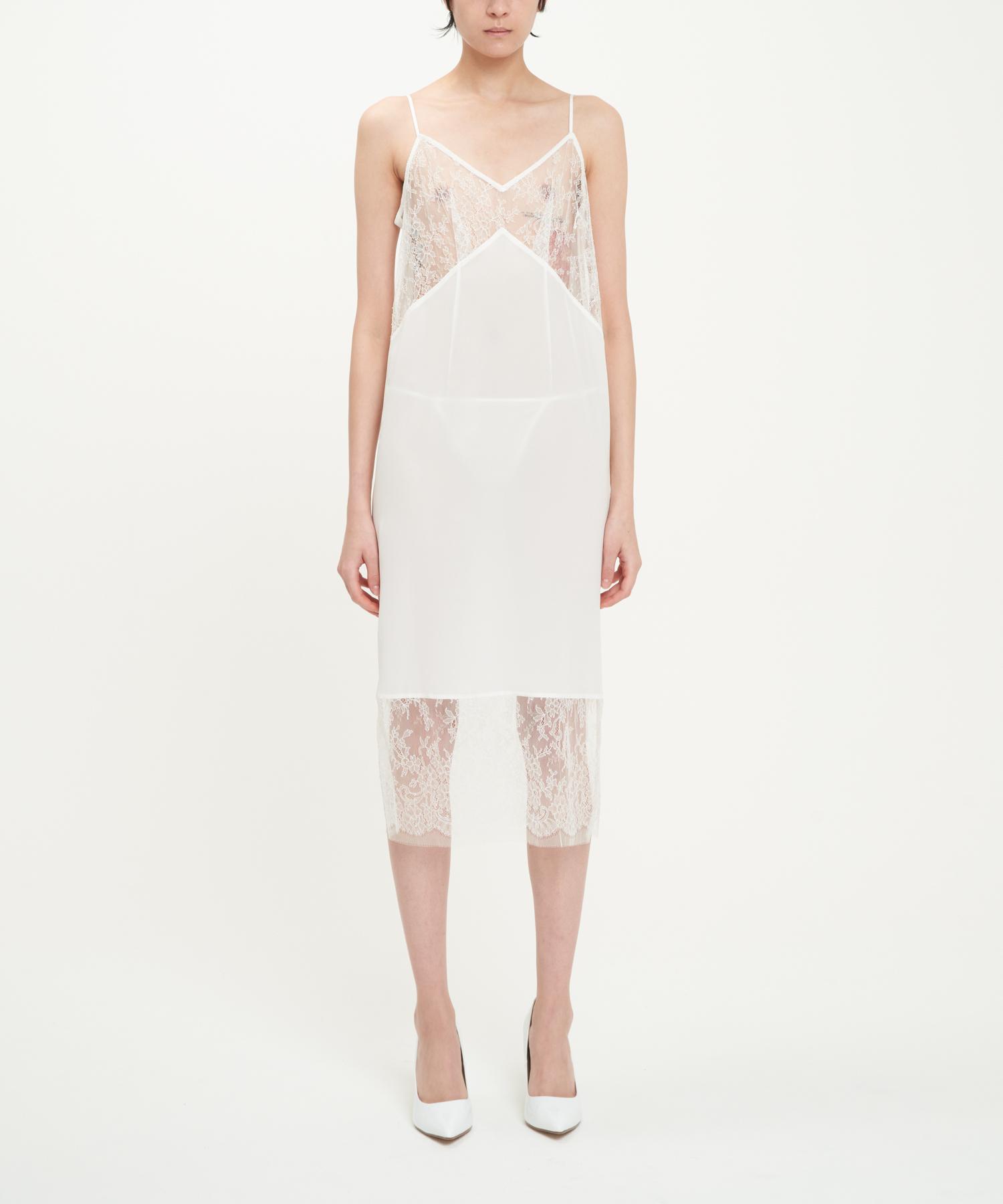 White River Lace Slip Dress