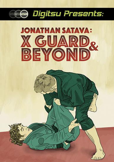 ジョン・サタヴァ エックスガードを超えて DVD2枚セット