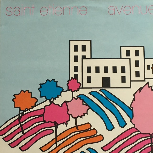 【12inch・英盤】Saint Etienne / Avenue