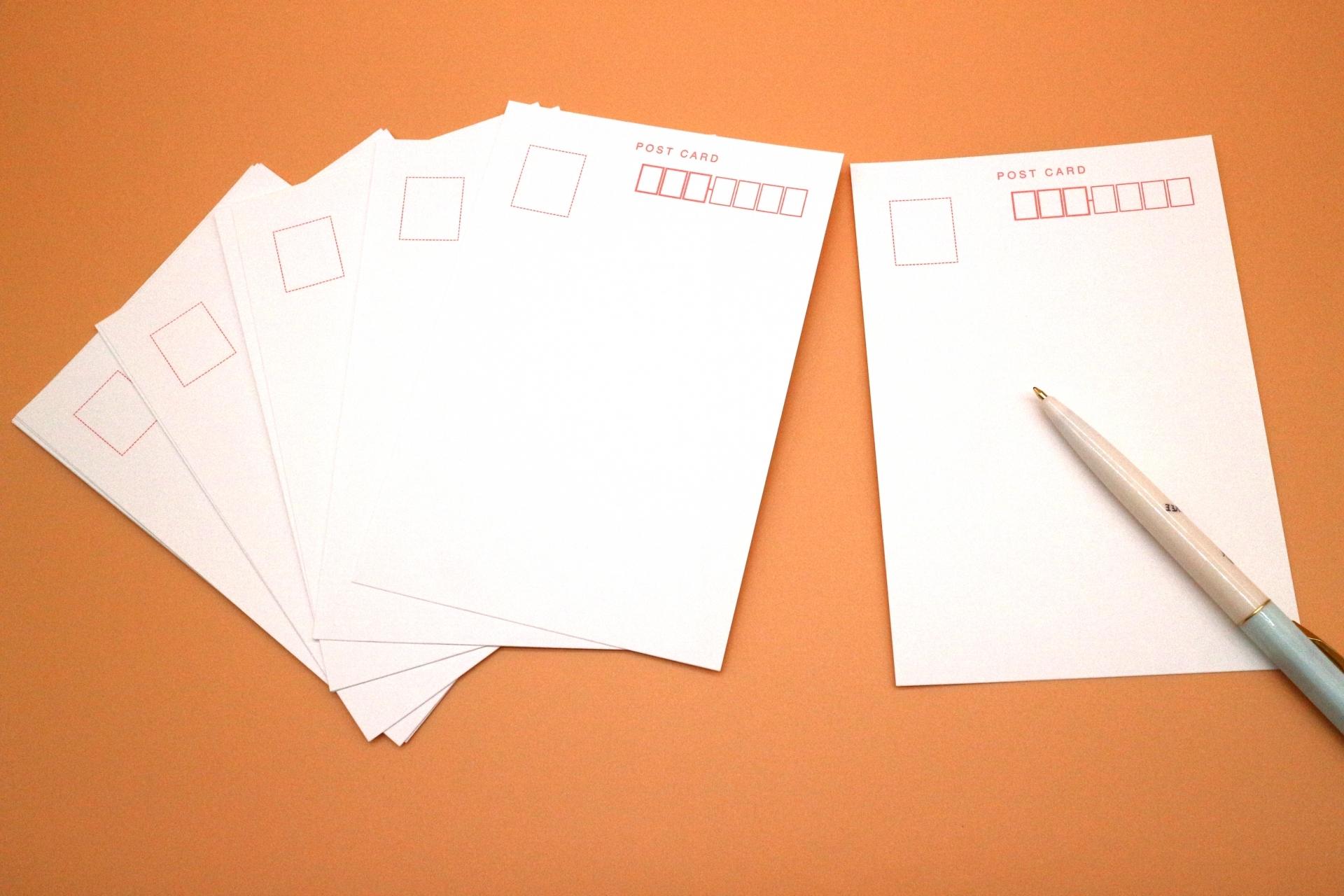 頑張っているあなたに「励ましの手書きハガキ」送ります!