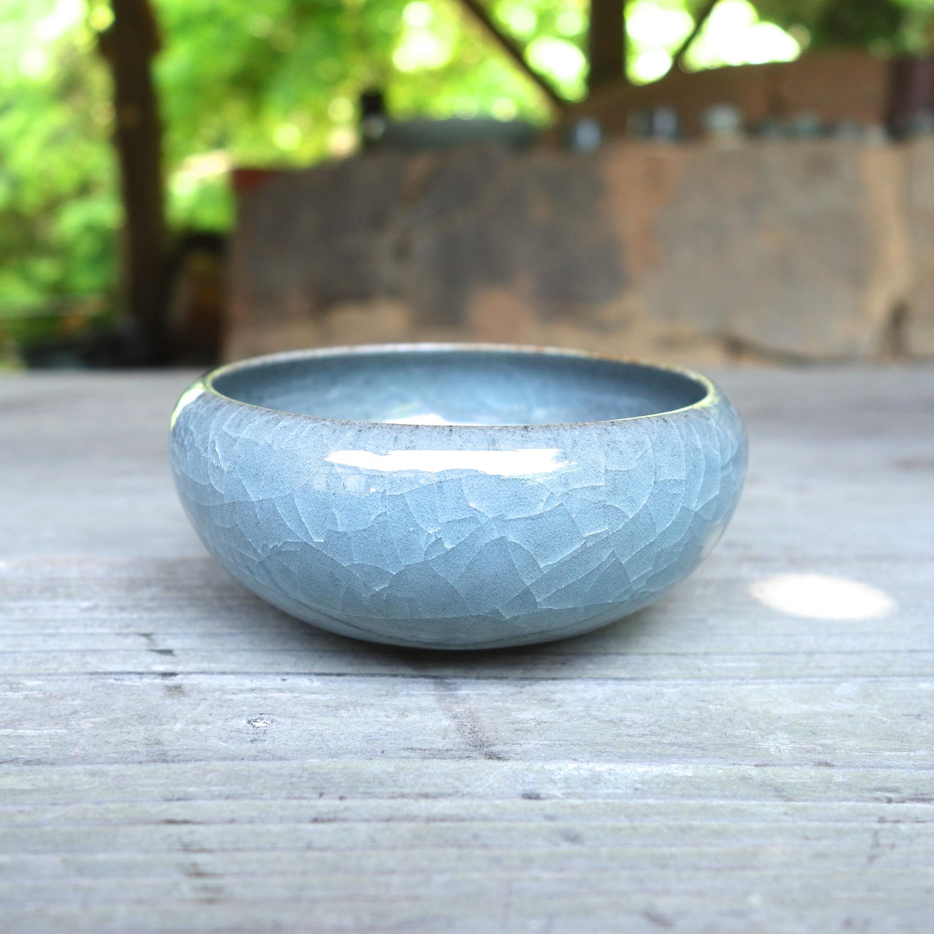貫入青磁3寸小鉢