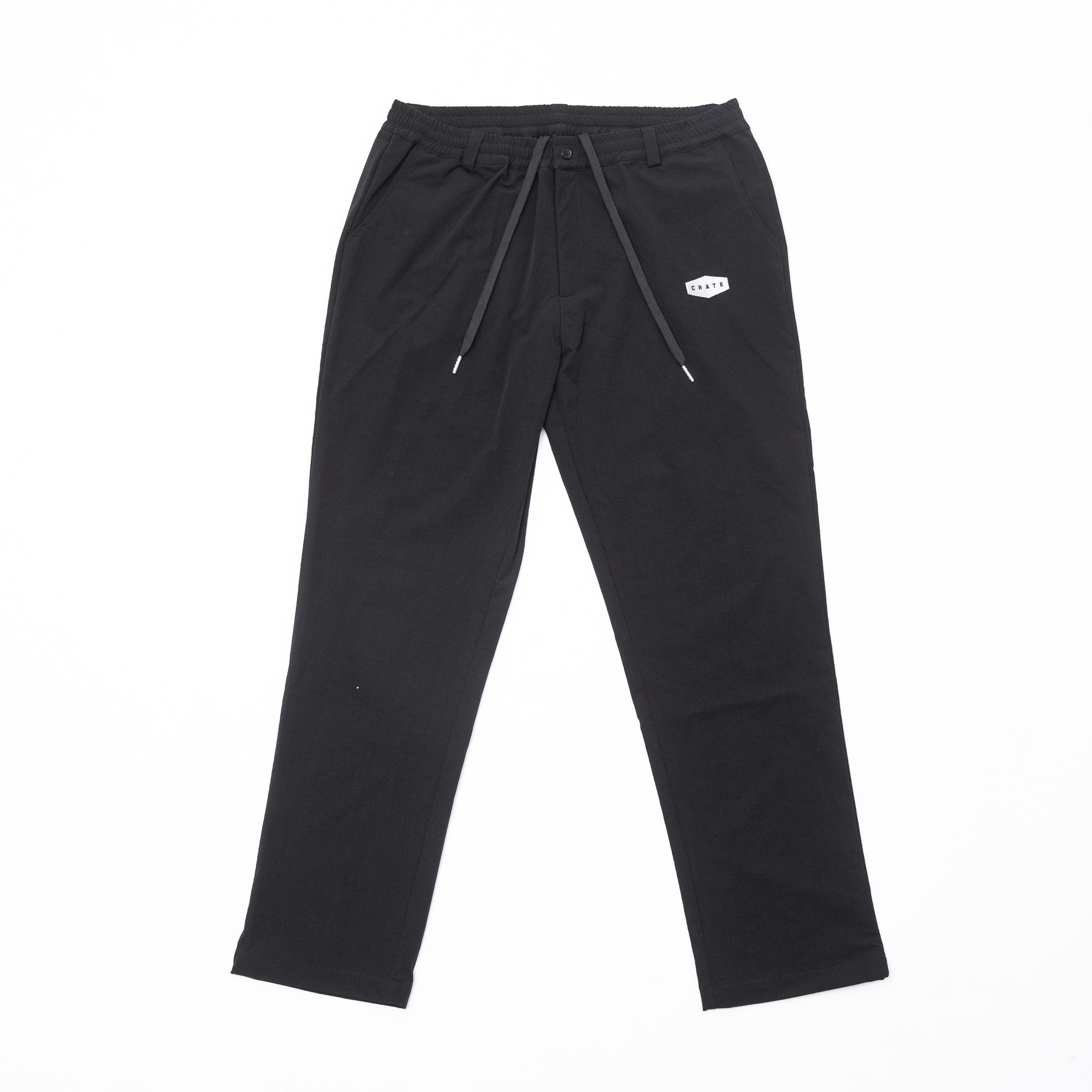Nylon Setup Jersey Pants