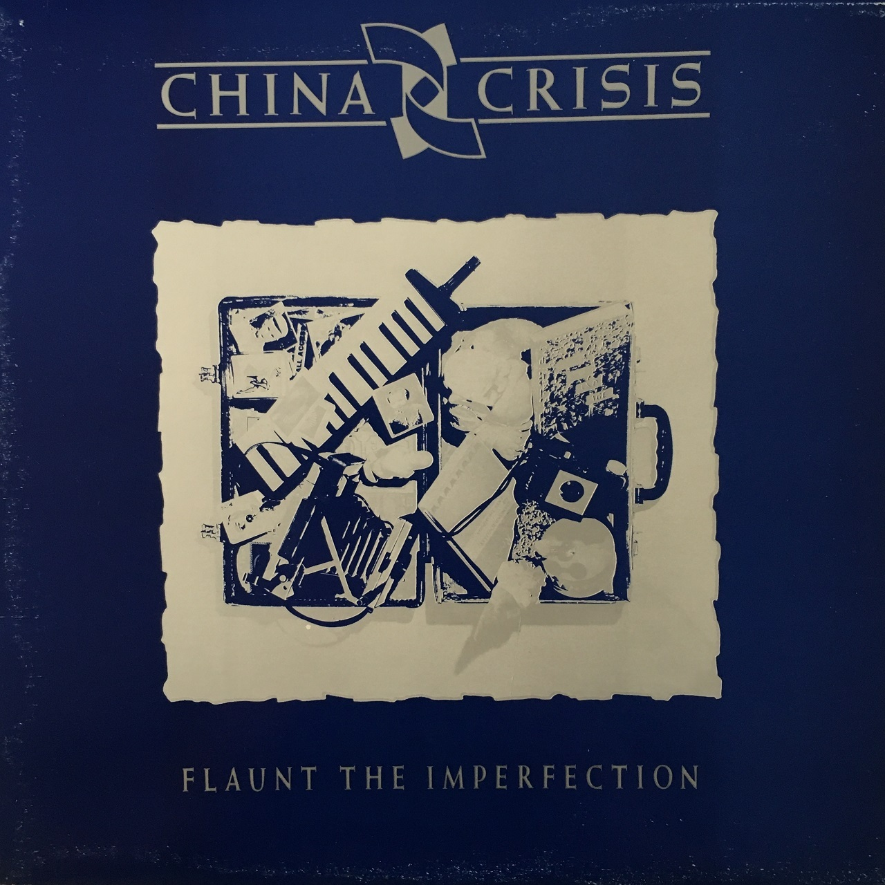 【LP・米盤】China Crisis / Flaunt The Imperfection