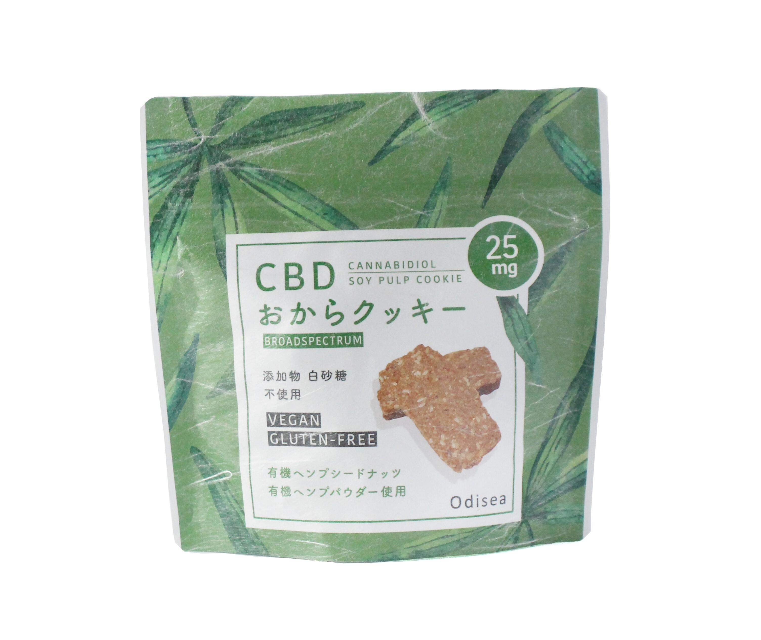 【1枚25mg】CBDおからクッキー 7枚入
