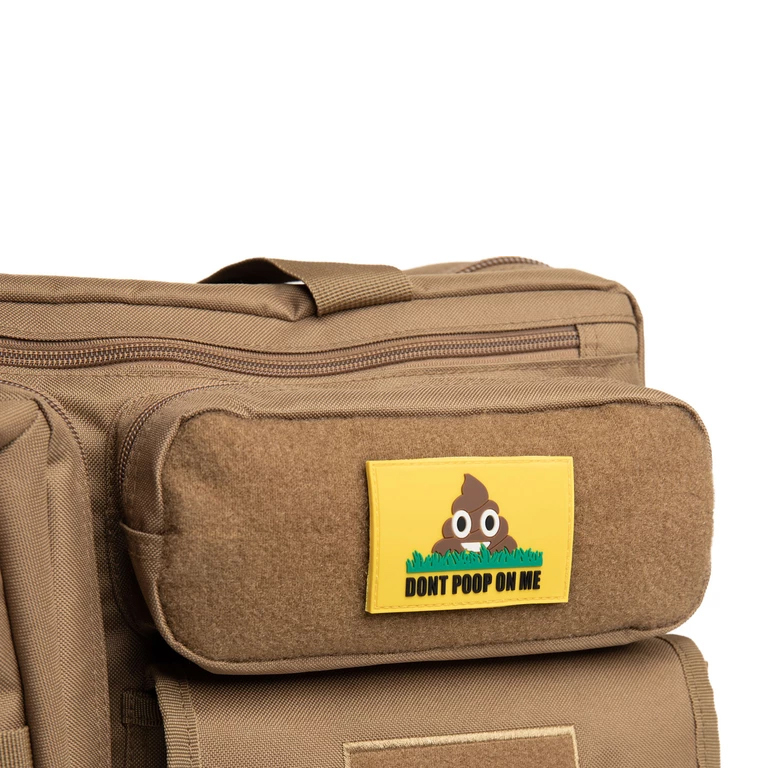 DON'T POOP ON ME PATCH 【TACTICAL BABY GEAR】