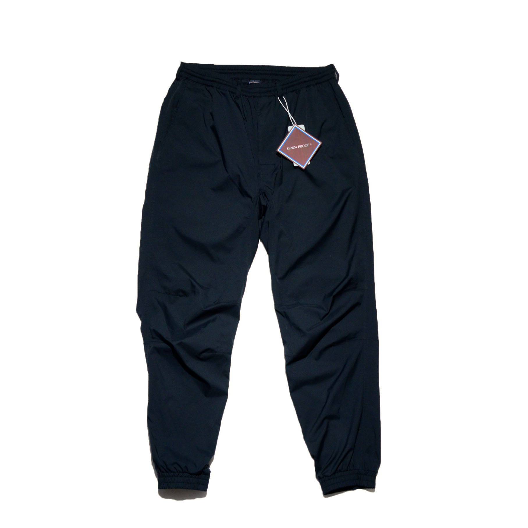 【GINZA PROOF】Jogger PT BLACK