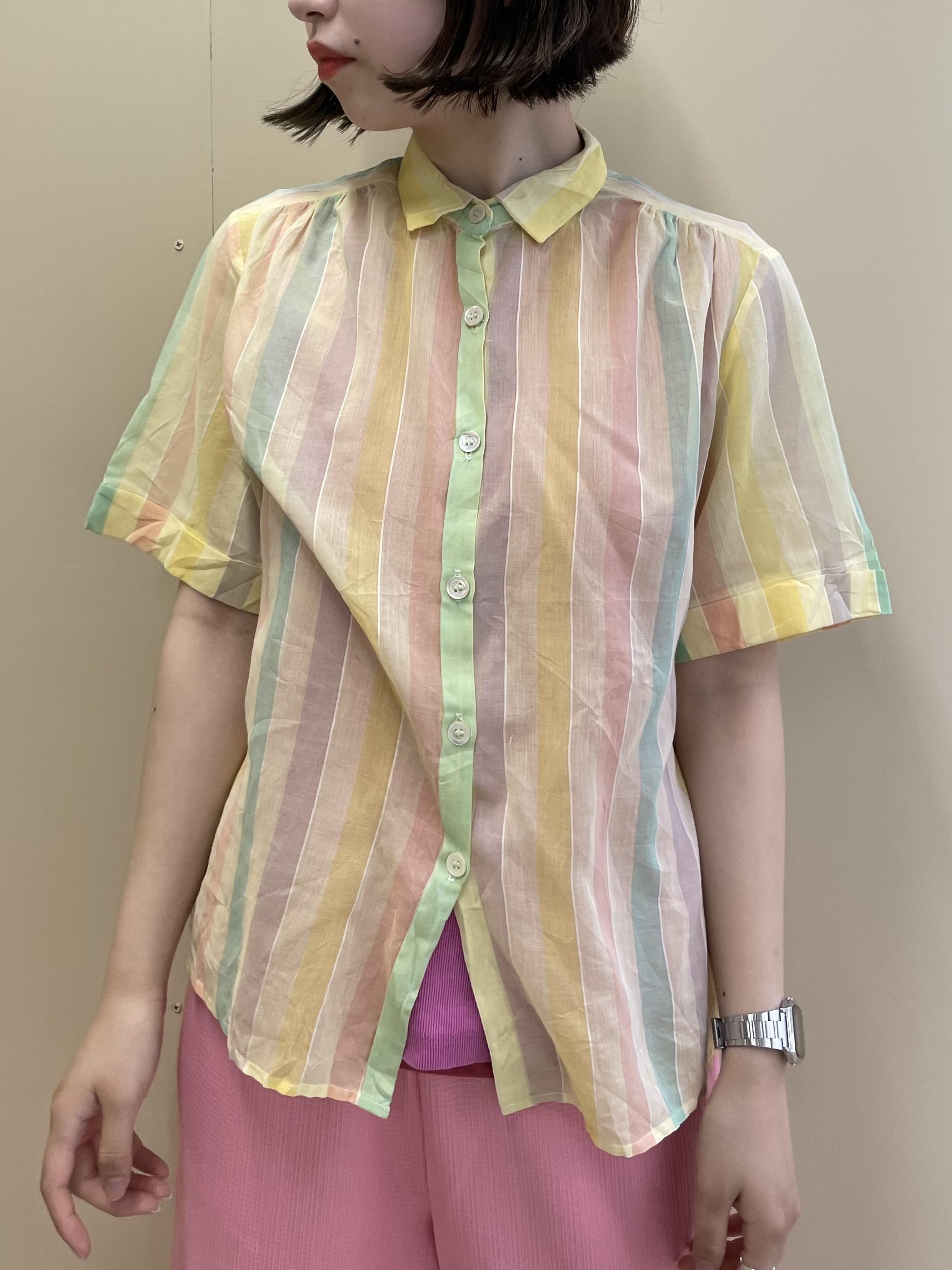 stripe shirt / 7SSTP16-10